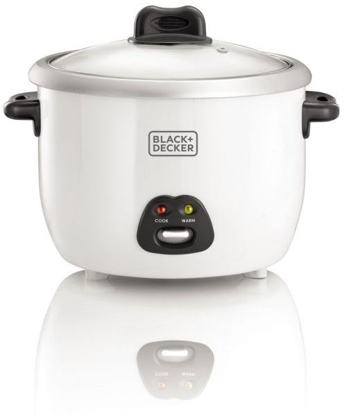 Black & Decker 1.8L Non-Stick Rice Cooker