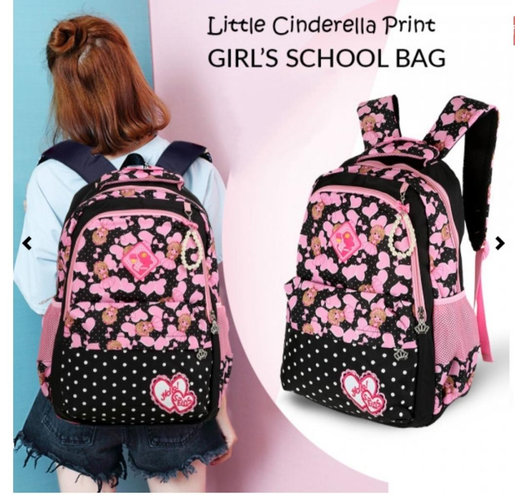 SCHOOL BAG FOR GIRLS