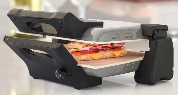 Black & Decker 1800W Ceramic Health Grill