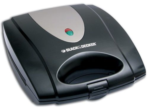 Black&Decker Sandwich Maker TS4080-B5