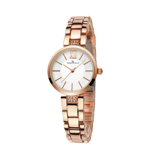 Keep In Touch  Women's Watches Luxury Quartz