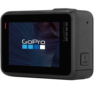 GoPro Hero5 Black - 12MP, 4K Action Camera