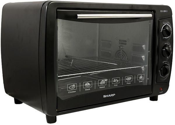 SHARP ELECTRIC OVEN 35 LTRS-EO35K3