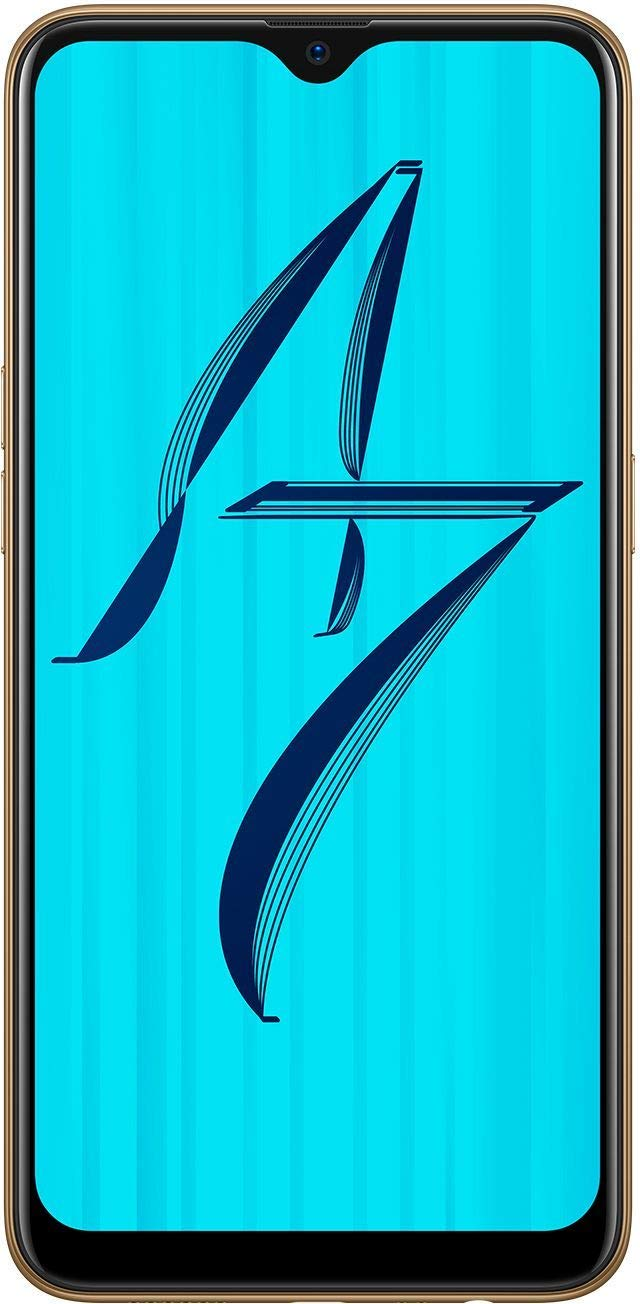 OPPO A7  4GB RAM- 64GB STORAGE GOLD, BLUE