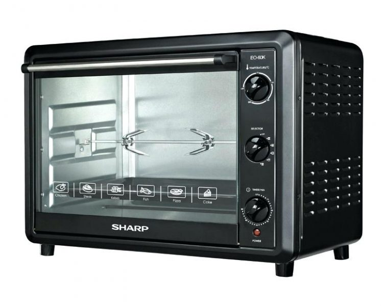 SHARP ELECTRIC OVEN 60 LTRS-EO60K3