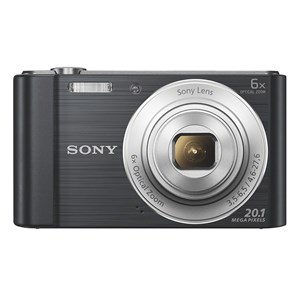 Sony Digital Camera  20MP  DSC-W810  Black