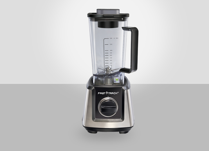 FAST TRACK  PRO 10 HEAVY DUTY BLENDER MADE IN TAIWAN