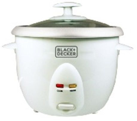 Black & Decker 1.0 Litre  Rice Cooker