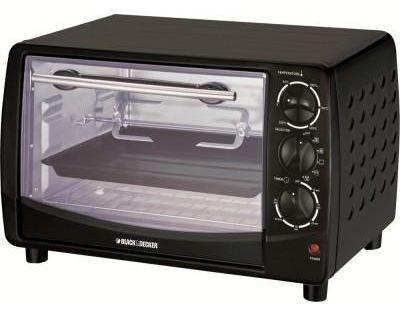 Black & Decker Toster Oven Tro50-b5 28 Litre Microwave Oven