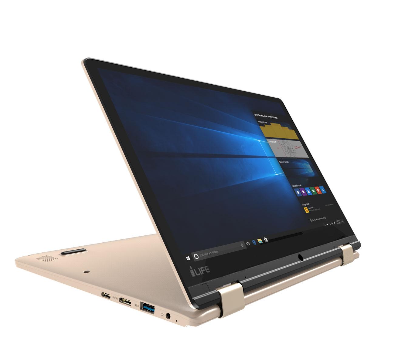 iLIFE ZEDNOTE PRIME LAPTOP-2GB 32 GB CELERON SILVER 11.6 INCH