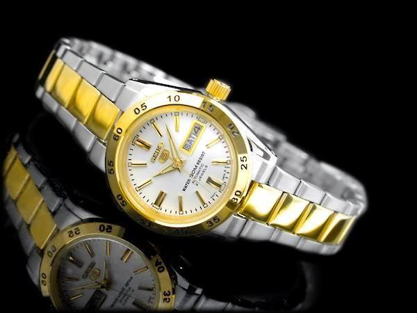 Seiko Watches Ladies' Watches SYMG42K
