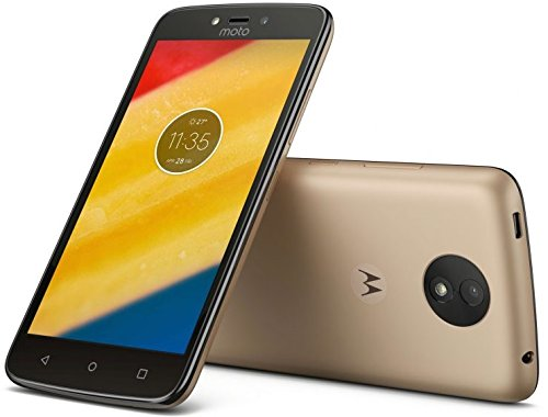 Moto C 4G Dual Sim Smartphone 16GB Gold