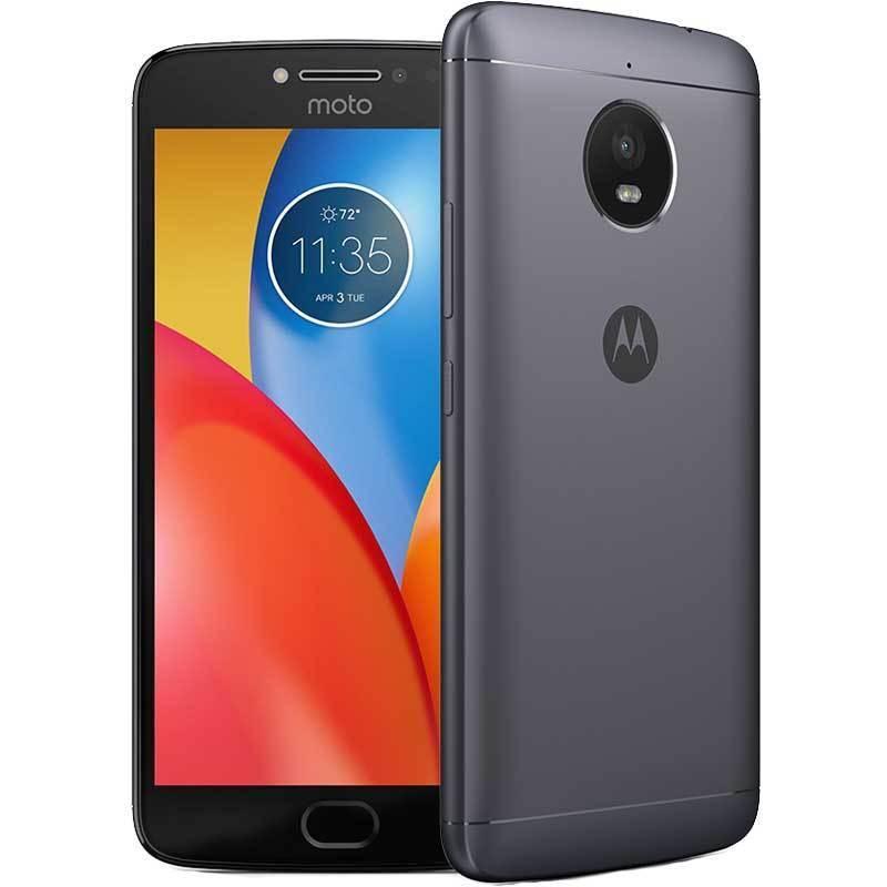 Moto E4 Plus Dual Sim Smartphone 3GB RAM + 16GB Grey