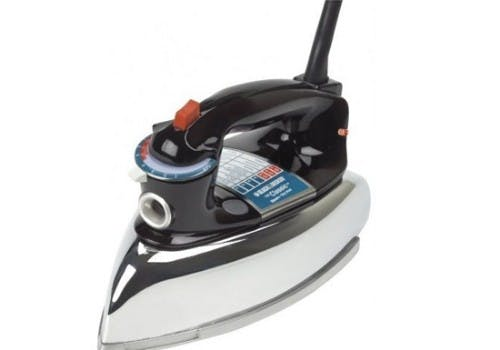 Black & Decker X810R-B5 Steam Iron 1800W