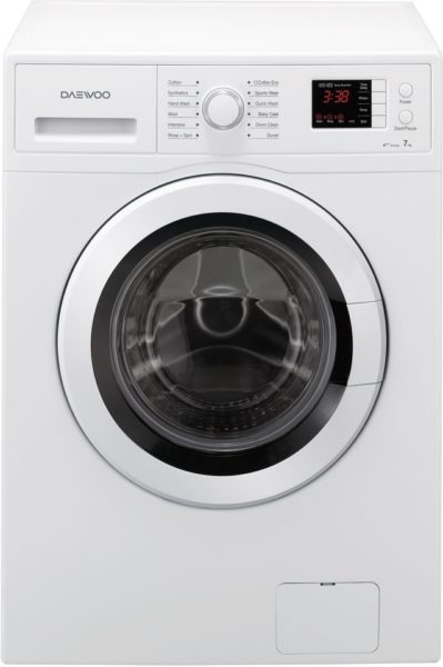 Daewoo 7 kg Front Load Washer