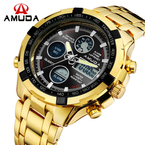 Men's Casual Sport  Wrist Watch