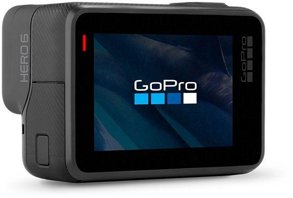 GoPro Hero6 Black - 12MP, 4K Ultra HD Action Camera