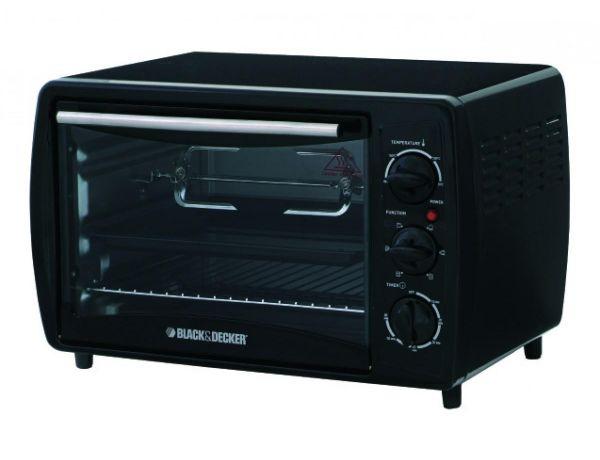 Black&Decker Oven Toaster Griller Tro2000R-B5
