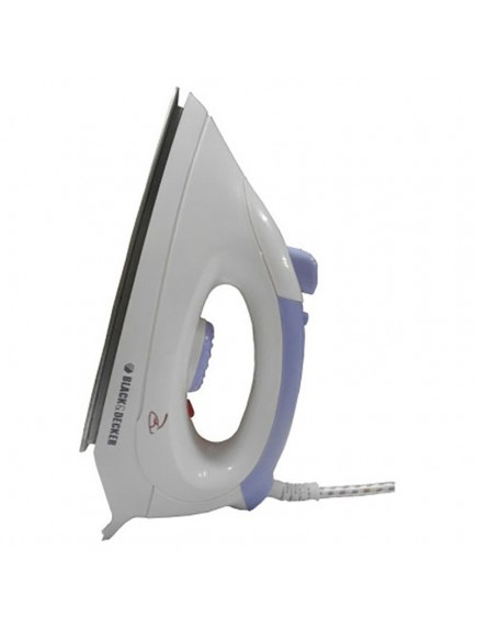 Black & Decker Dry Iron With Spray Function