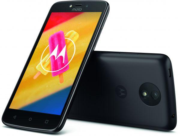 Moto C Plus 4G Dual Sim Smartphone 16GB  Black