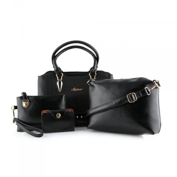 COMBO LADIES HAND BAG SET 4
