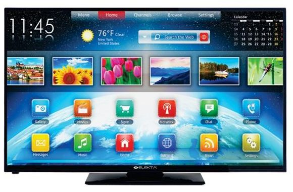 "Elekta TV Smart 50""  LED, Full HD"