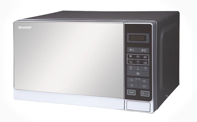 SHARP MICROWAVE OVEN 20 LTR R20MTS