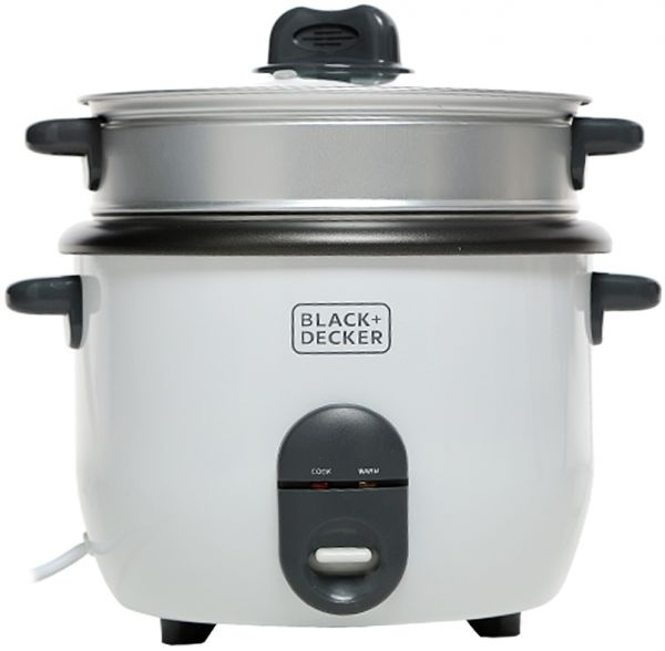 Black & Decker 1.8 Liter Rice Cooker - RC1860-B5