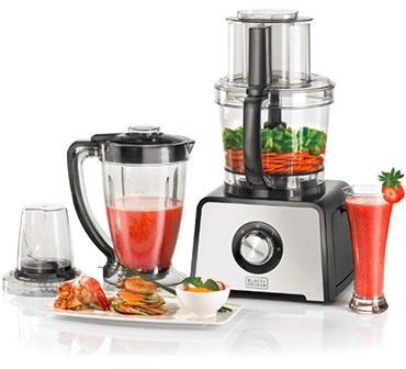 Black And Decker Food Processor 800W