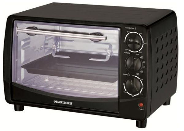 Black & Decker Toaster Oven Griller TRO55-B5 35 Litre Microwave Oven