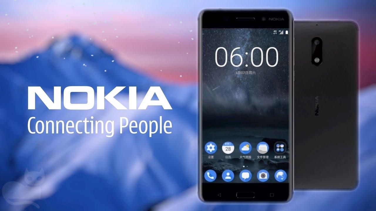 Nokia 6 32GB - 3GB RAM