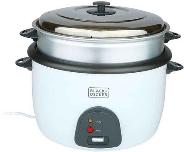 Black & Decker 4.5 Liter  Rice Cooker - RC4500-B5